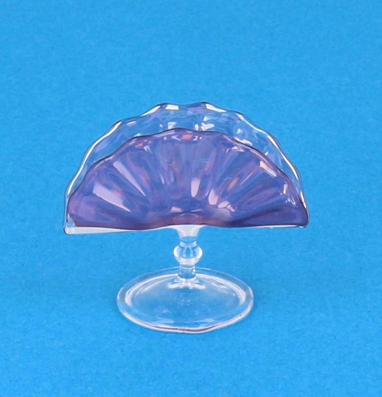 Tc0416 - Servilletero de cristal