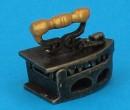 Tc0485 - Ferro da stiro di metallo