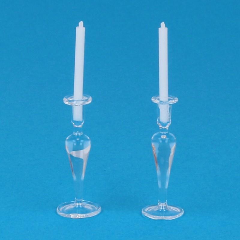 Tc0595 - Dos candelabros