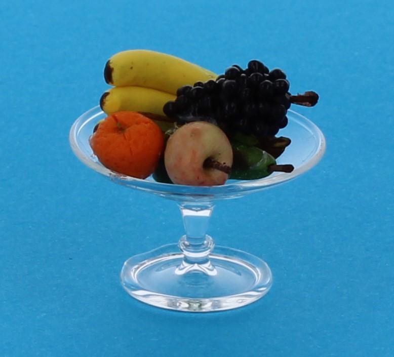 Tc0815 - Frutero de cristal
