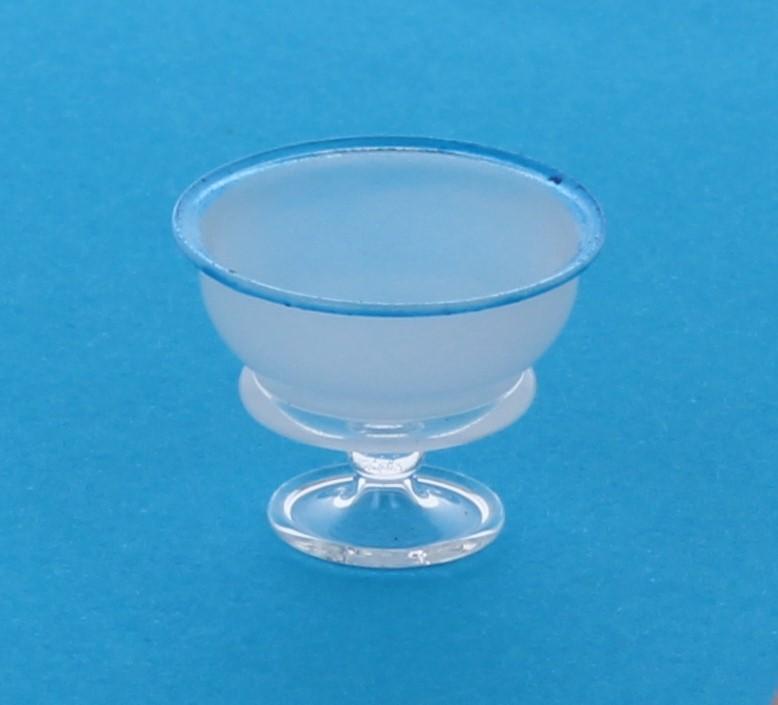 Tc0861 - Bol de cristal opaco