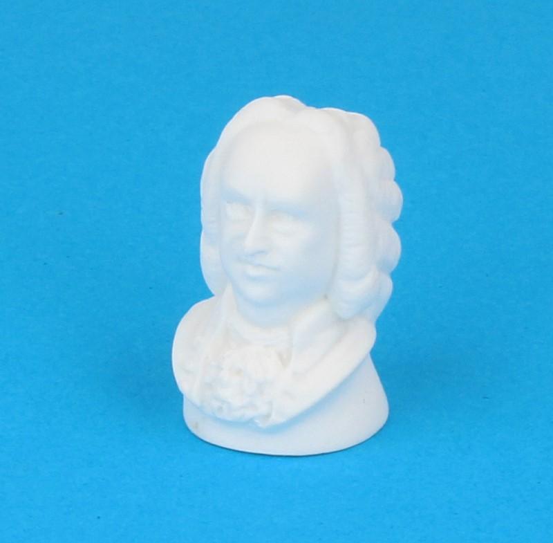 Tc1474 - Busto de Bach