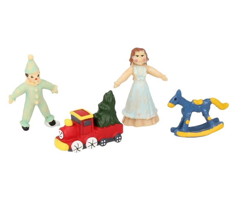 Tc2289 - Various toys