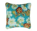 Tc2453 - Cushion with flowers