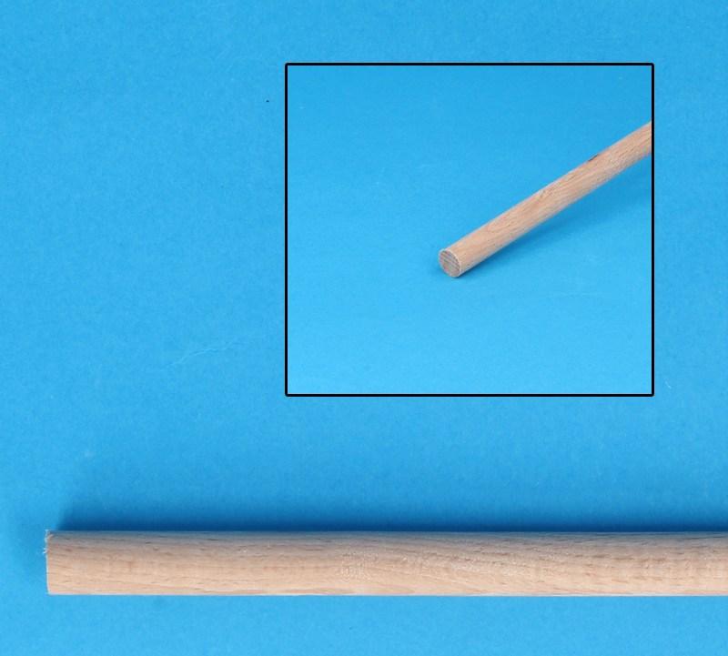 Tc9927 - Bâton rond de hêtre