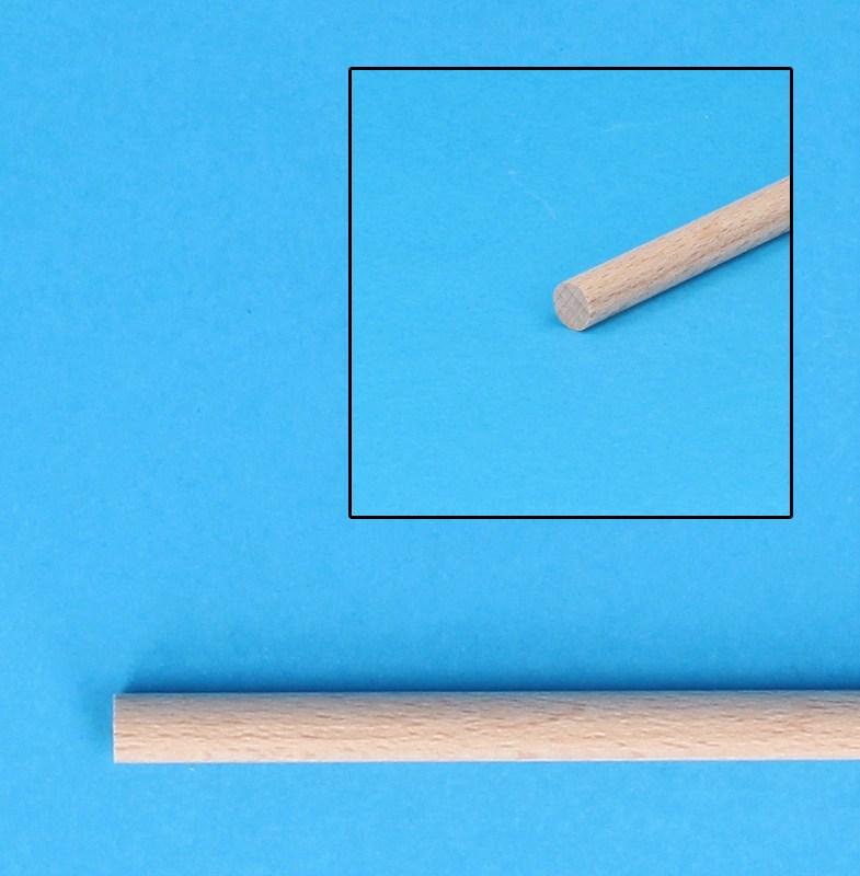 Tc9928 - Bâton rond de hêtre