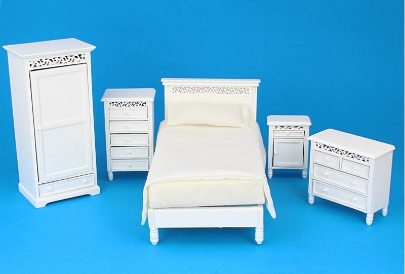 Cj0060 - Dormitorio colección
