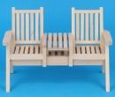 Mb0306 - Double garden chair