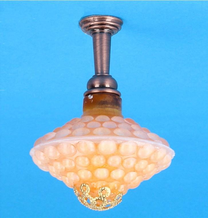 Sl3121 - Lámpara de techo amarilla