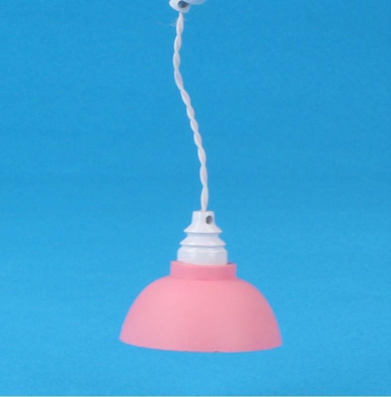 Sl3391 - Lámpara de techo rosa