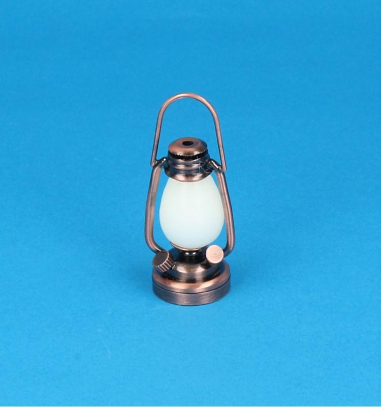 Sl4019 - Candil de cobre Leds