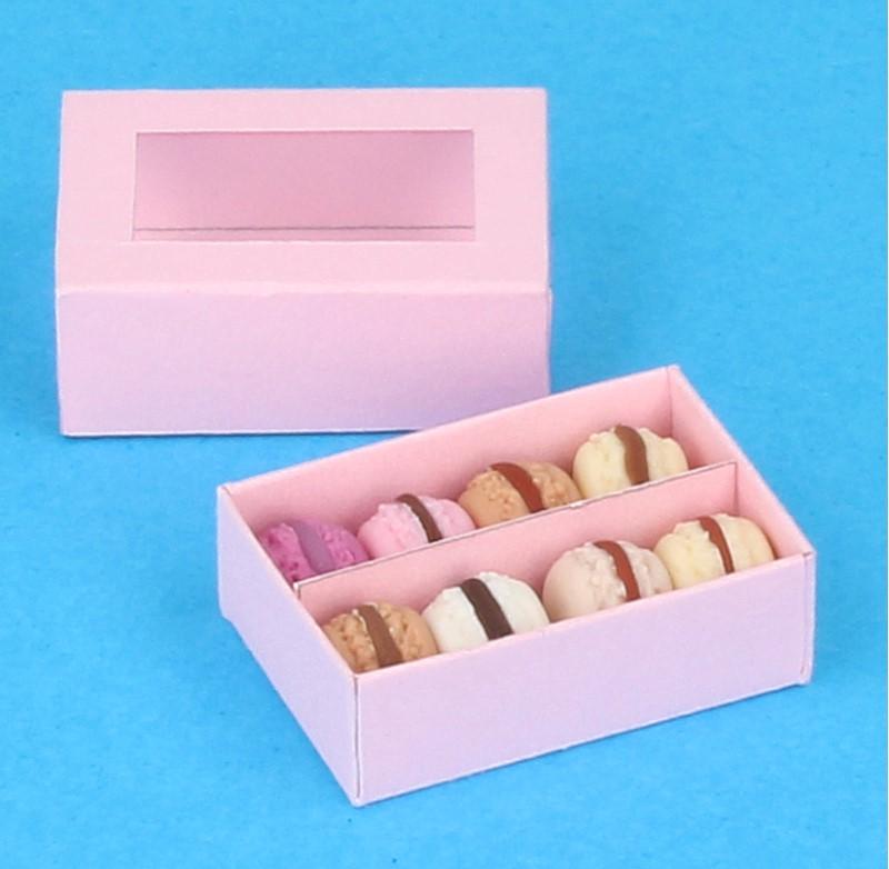 Sm2558 - Caja de macarons