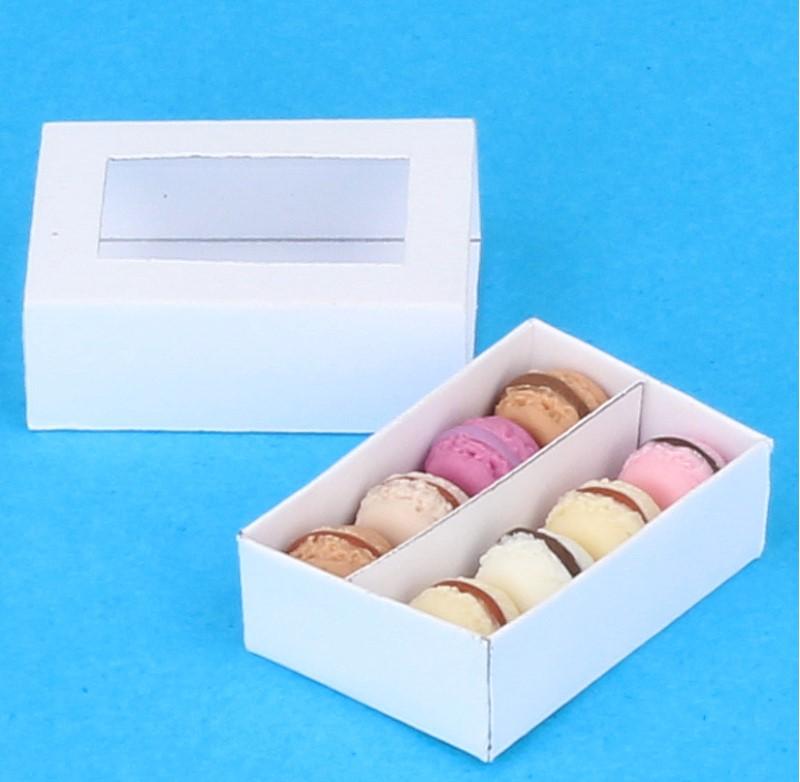 Sm2559 - Caja de macarons