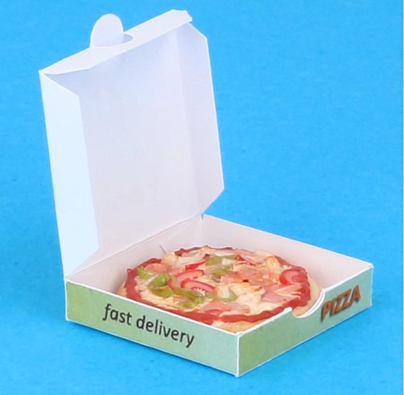 Sm3702 - Pizza con caja