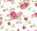 TL1333 - White Fabric with Flowers