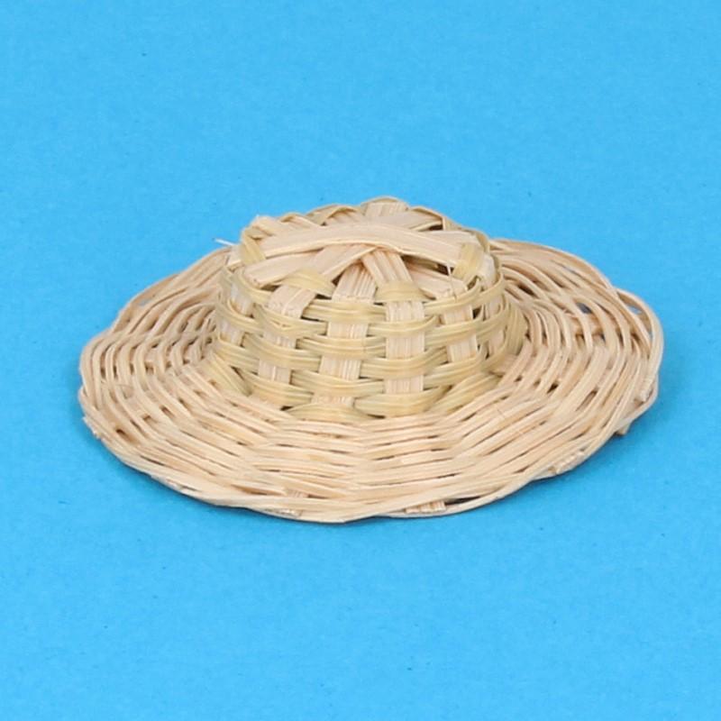 Tc0071 - Sombrero de esparto
