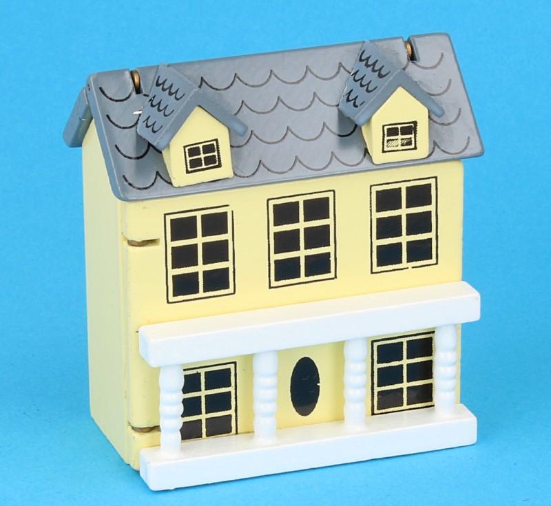 Mb0537 - Mini casa de muñecas