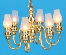 Sl3327 - Ceiling lamp with 6 lights
