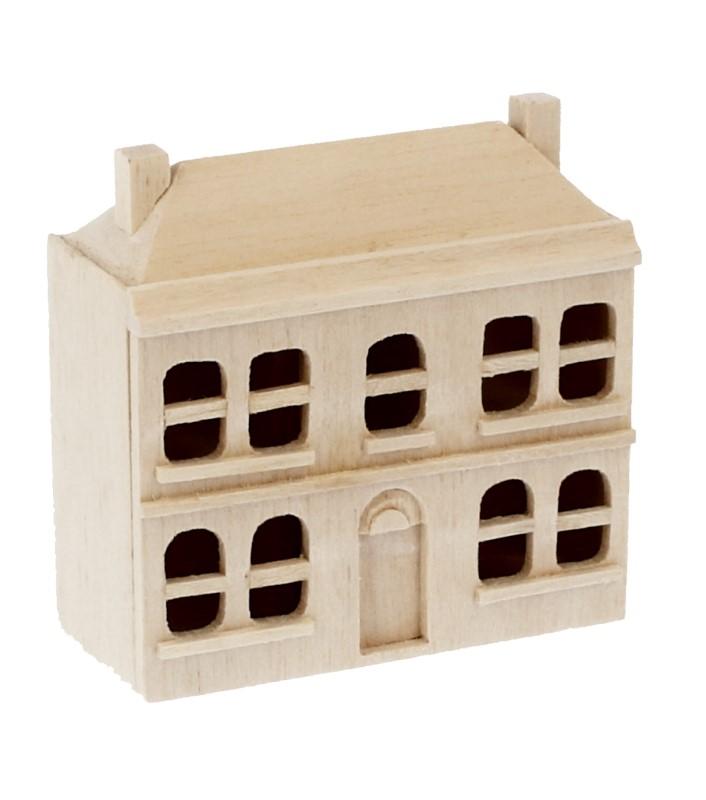 Mb0338 - Mini casa de muñecas