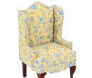Mb0388 - Flower armchair