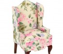 Mb0651 - Flower armchair