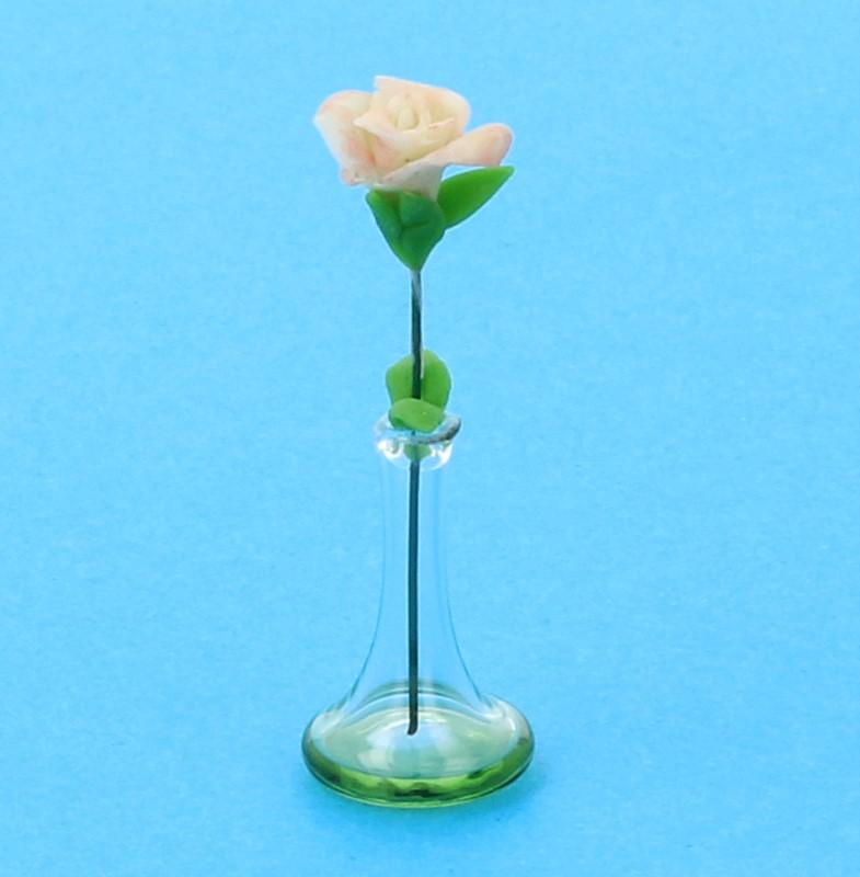 Tc0057 - Florero de cristal