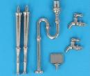 Tc1045 - Jeu de tuyaux