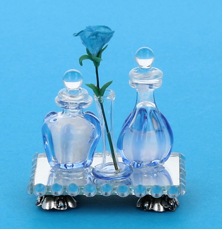 Tc1833 - Bandeja con perfumes