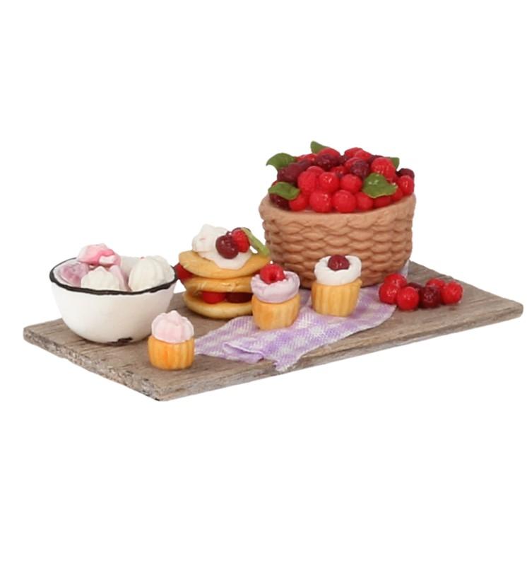 Tc1865 - Tabla preparando dulces