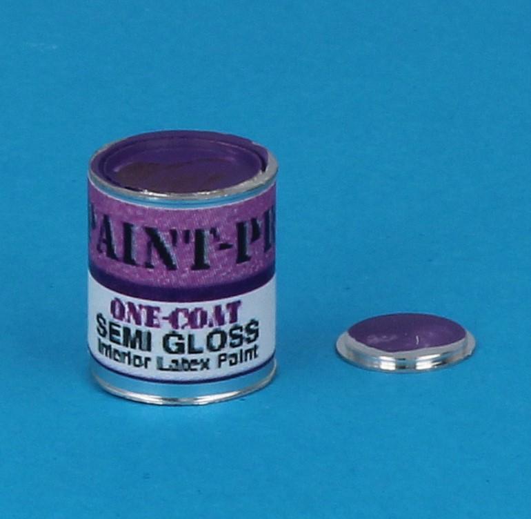 Tc1974 - Lata de pintura llena