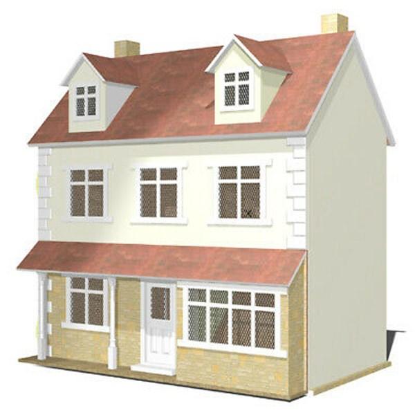 Sa1749 - Bausatz Springwood Cottage