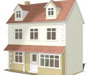 Sa1749 - Springwood Cottage Dolls House kit