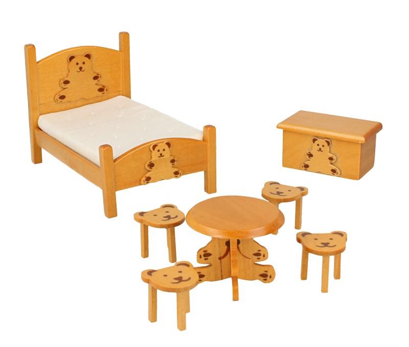 Cj0014 - Dormitorio infantil