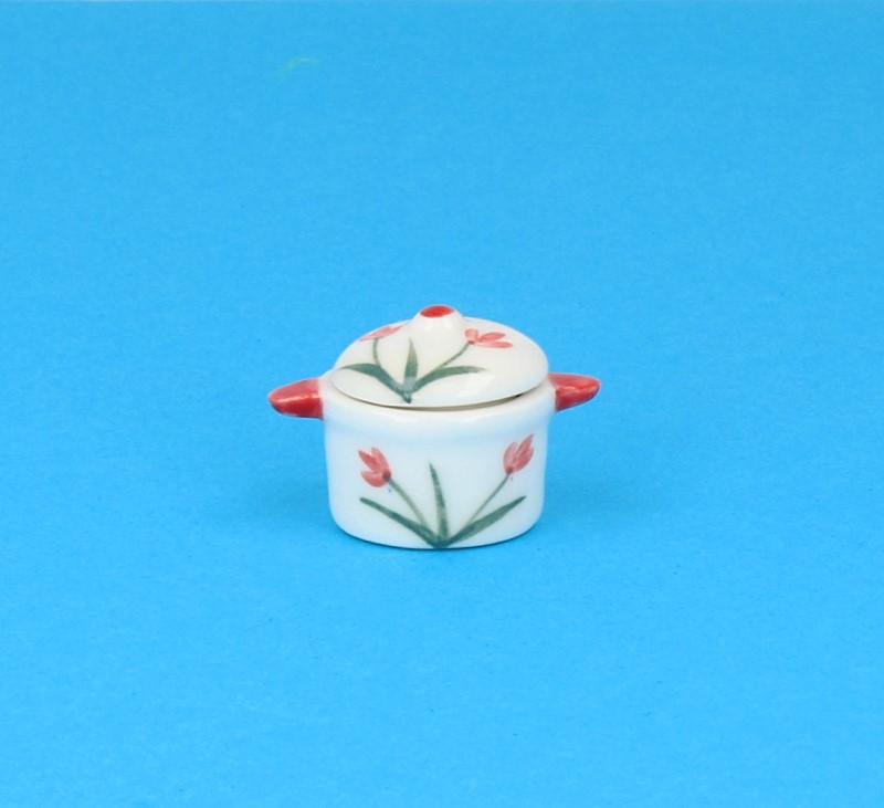 Cw0705 - Olla de porcelana