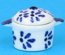 Cw0707 - Porcelain pot