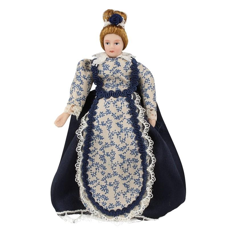 Hb0081 - Dama con vestido