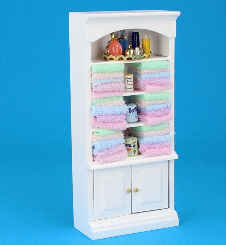 Mb0095 - Estantería toallas de colores