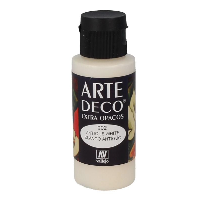 Pt0002 - Peinture acrylique blanc cassé