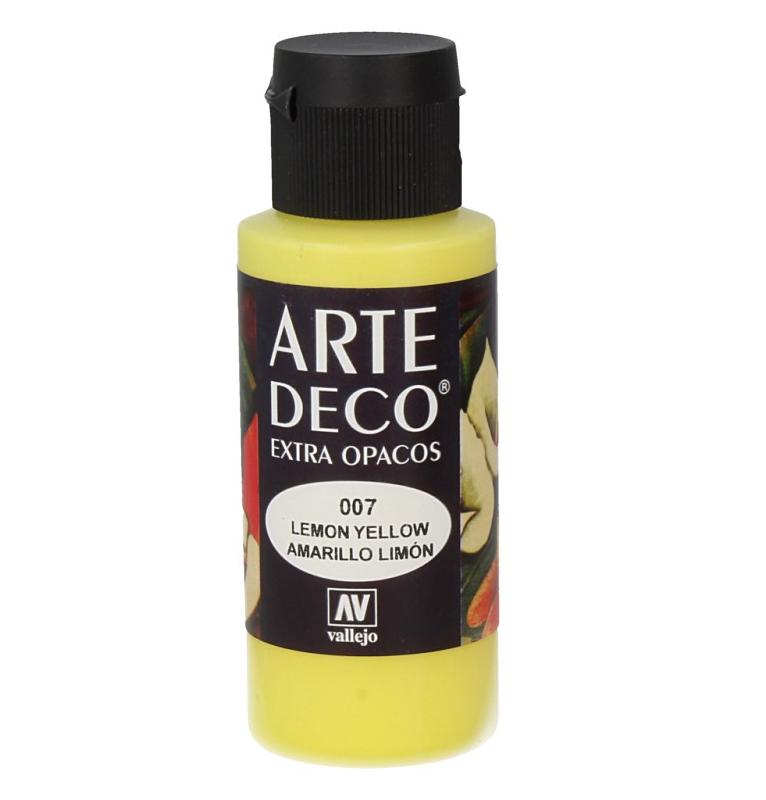 Pt0007 - Pintura acrílica amarillo limón