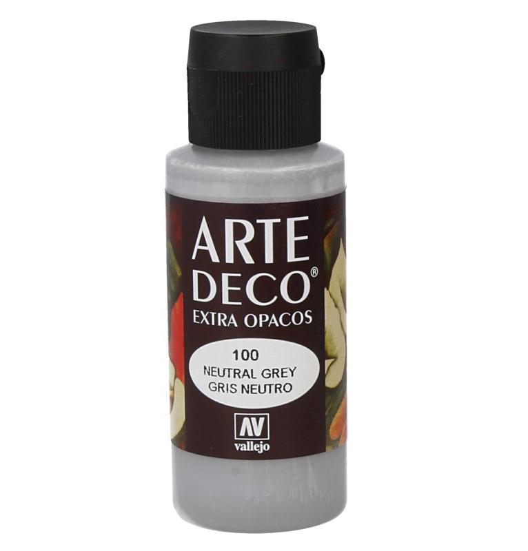 Pt0100 - Peinture acrylique gris