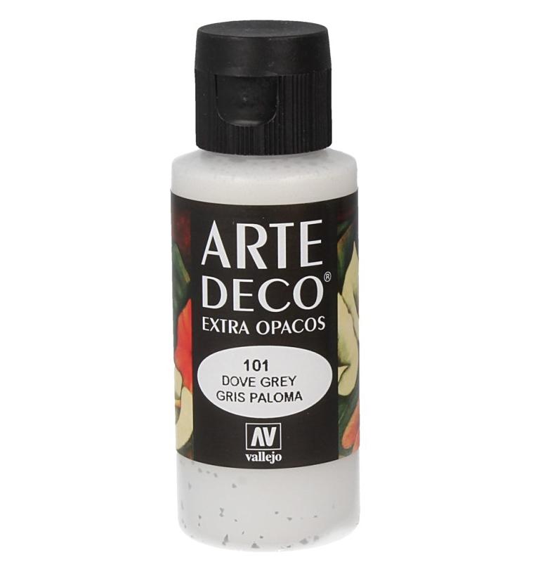 Pt0101 - Peinture acrylique gris pigeon