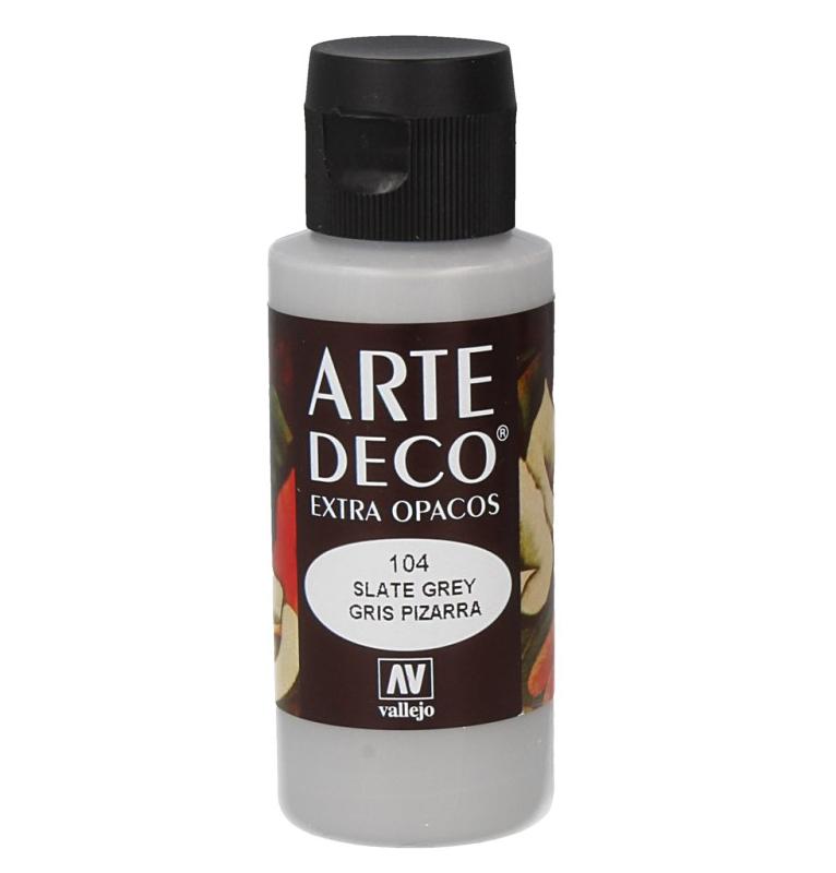 Pt0104 - Peinture acrylique gris ardoise