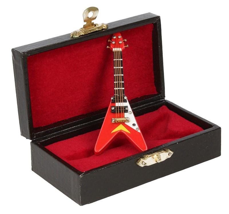 Sb0033 - Guitarra eléctrica roja