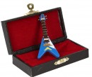 Sb0034 - Blue electric guitar
