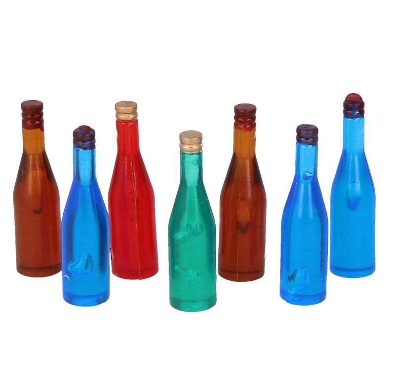 Tc0003 - Set de 7 botellas