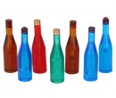 Tc0003 - Set of 7 bottles