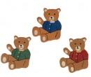 Tc0079 - Décoration trois ours