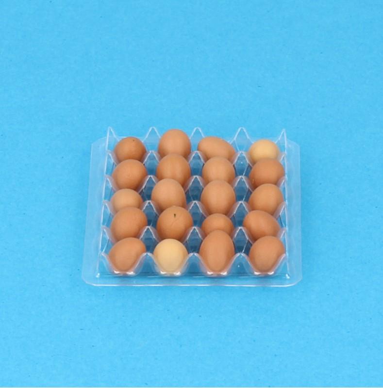 Tc0433 - Cartone di uova