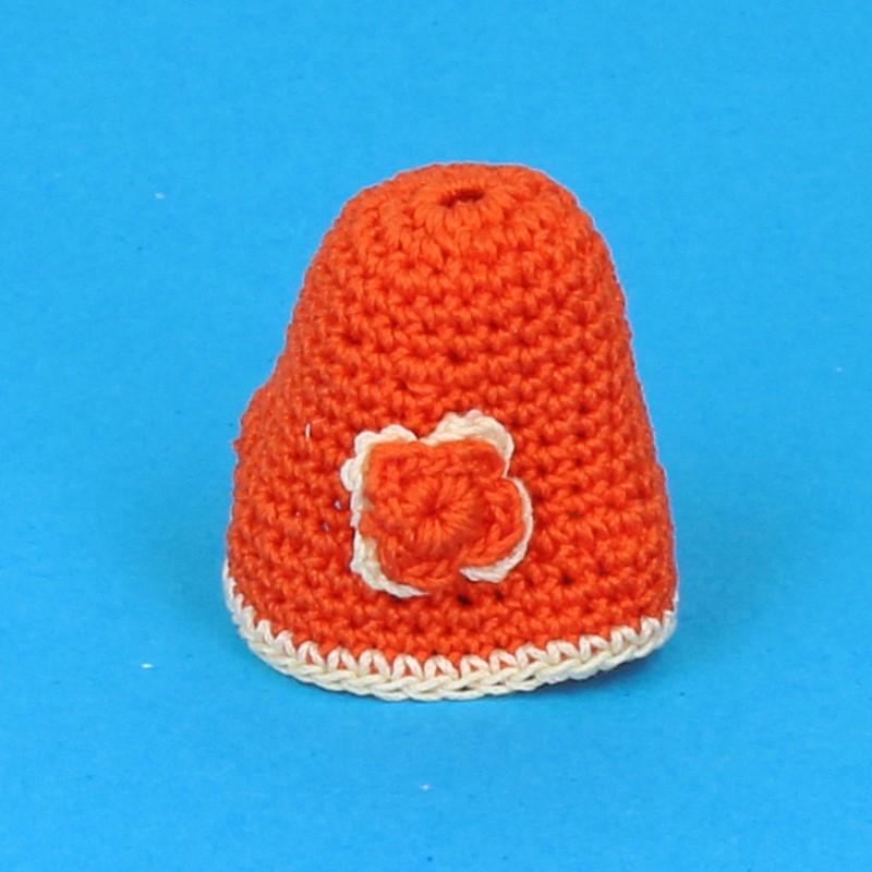 Tc0491 - Orange hat