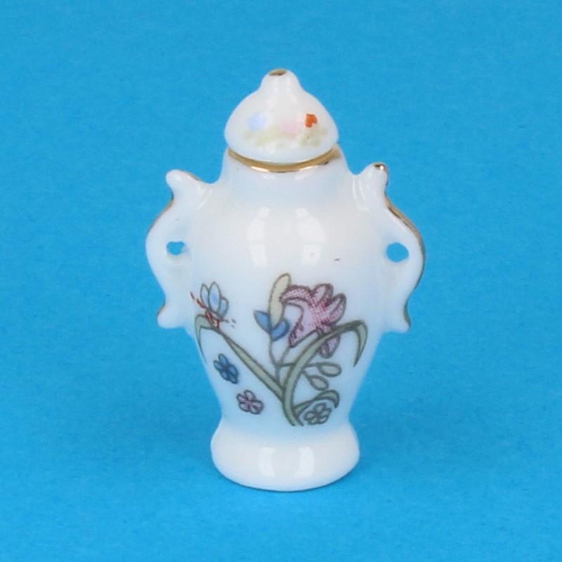 Tc1386 - Vase décoré
